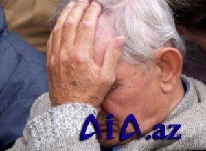 Qaxda 80 yaşlı ər-arvad vəhşicəsinə döyüldü