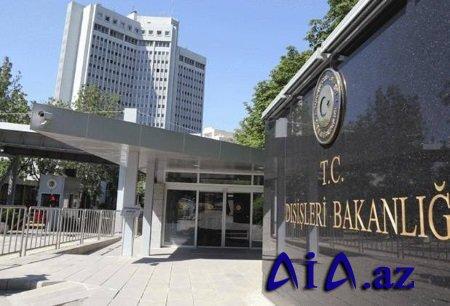Türkiyə Xarici İşlər Nazirliyinin 7 işçisi həbs edilib
