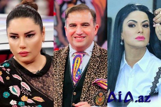 """Aytən və İlhamə arasında """"Hacı Nuran"""" qalmaqalı – FOTO"""
