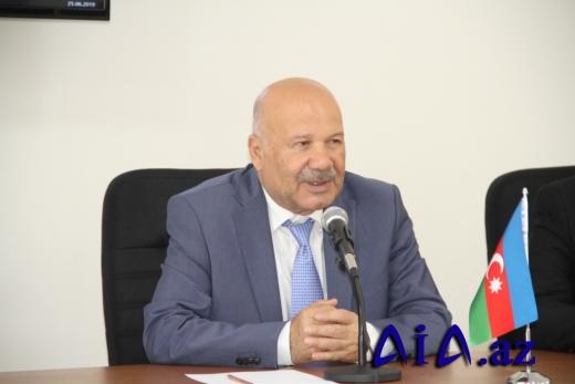 Dövlət Komitəsi sədrinin birinci müavini ADAU-da