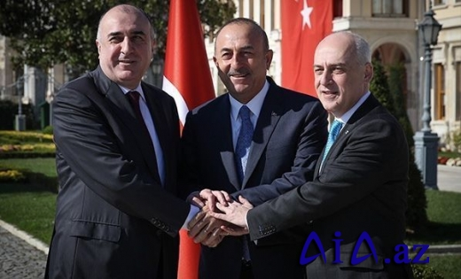 Azərbaycan, Gürcüstan, Türkiyə XİN rəhbərlərinin görüşünün vaxtı açıqlandı