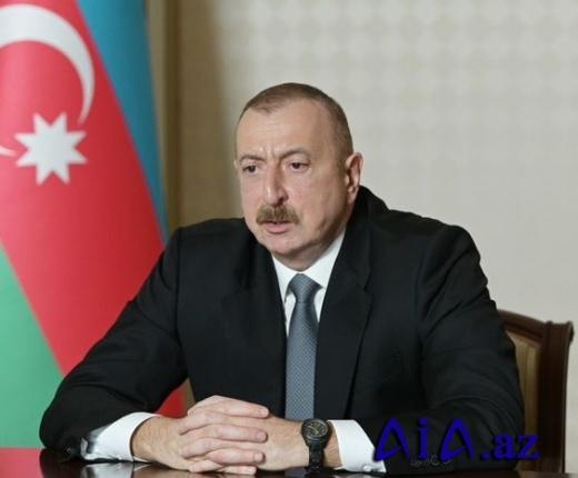 İlham Əliyev yeni təyin olunan icra başçılarını qəbul edib -