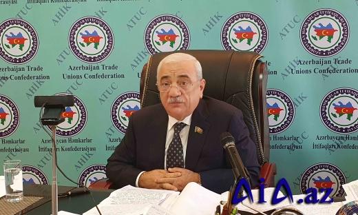 Azərbaycan Həmkarlar İttifaqları Konfederasiyasının III Məclisi keçirilib