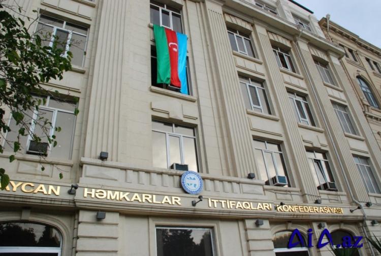Azərbaycan Həmkarlar ittifaqları daha 85 şəhid ailəsini himayəyə götürdü